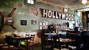 """Hollywood Cafe, where """"Muriel played piano, every Friday..."""""""