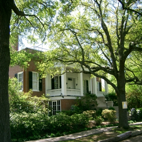 Natchez historic house 2