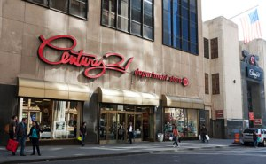 Century 21 Department Store in New York