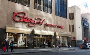 Century 21 Department Store in New York