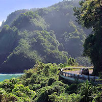 Hawaii Road to Hana