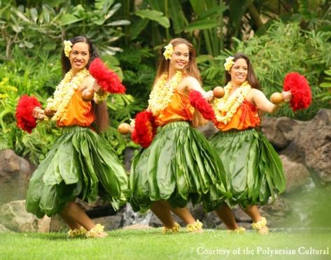 Hawaiian dancers (2)
